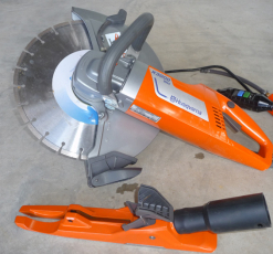 Quick Cut/ Demo Saw 14″ Electric Wet or Dry