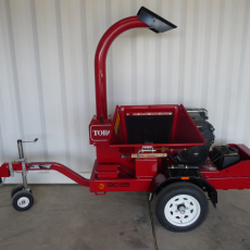 Chipper Hire – Toro