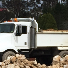Kenworth T300 Tipper Hire